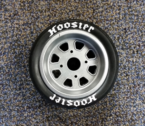 Hoosier Tire Decals together with American Flag Sticker likewise Decal TireWheel Manufacturers Hoosier Large 16 12 X 5 Die Cut White Or Black p 288 together with 4 0 22 5 15 Phoenix Race Tire as well Hoosier 17140 31165 15LT Quick Time DOT Tire p 48931. on hoosier racing apparel